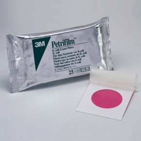 3M Petrifilm E. coli/Coliform Count Plate (대장균/군)